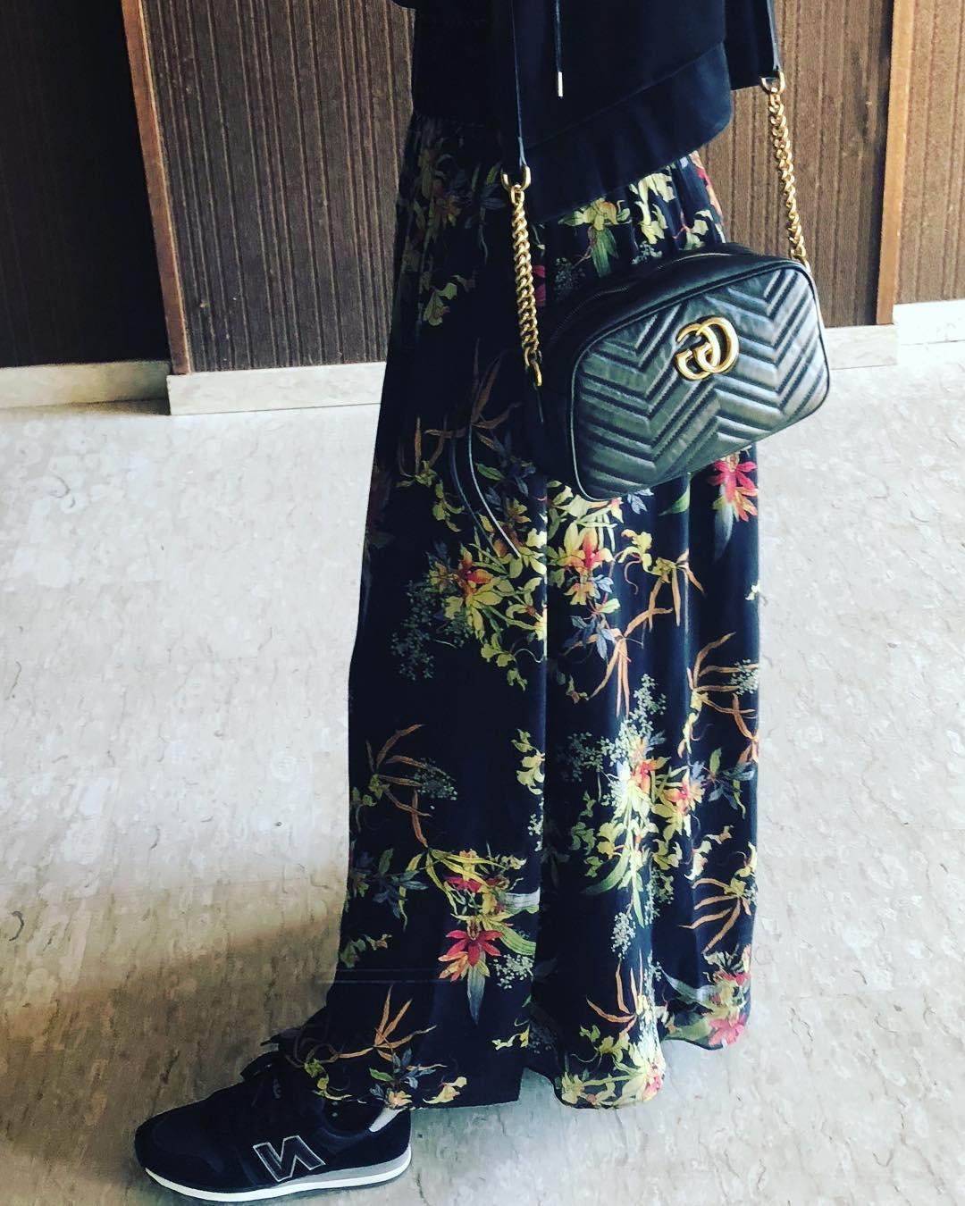 long voile dress de IKKS sur jennyjenny182