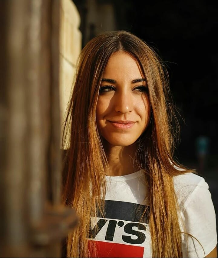 white girls levis t-shirt de Les Bourgeoises sur wonderful.girls_world