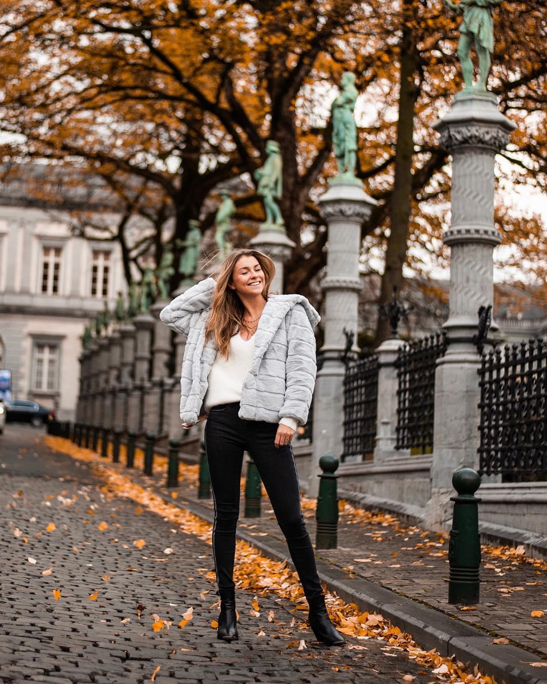 khaki doudou coat de Les Bourgeoises sur p.elle_photographie