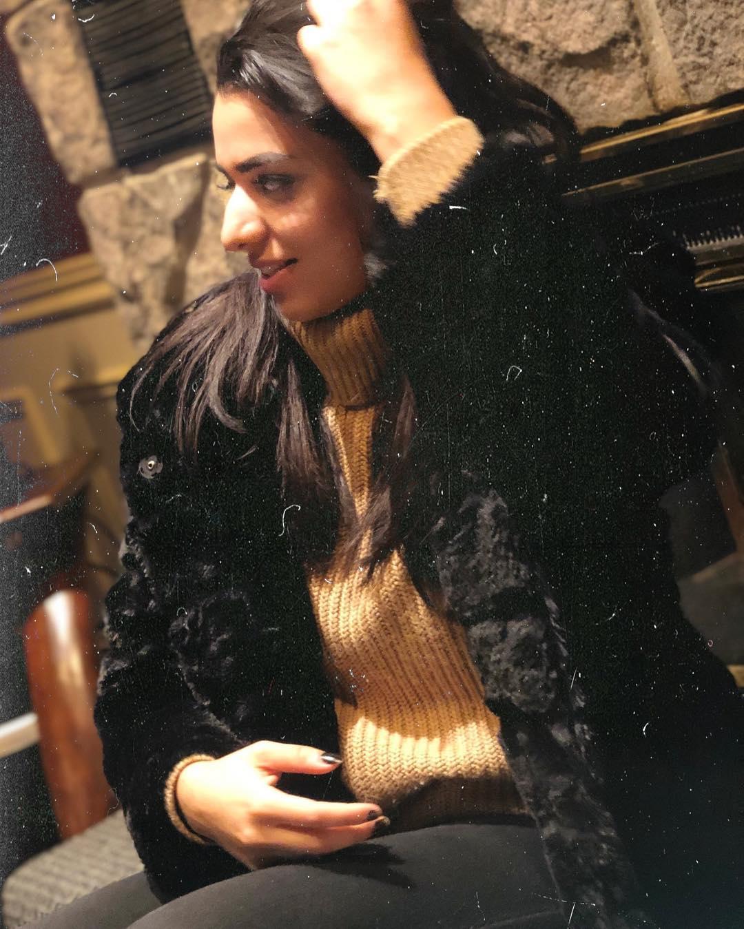 khaki doudou coat de Les Bourgeoises sur shinesuun_