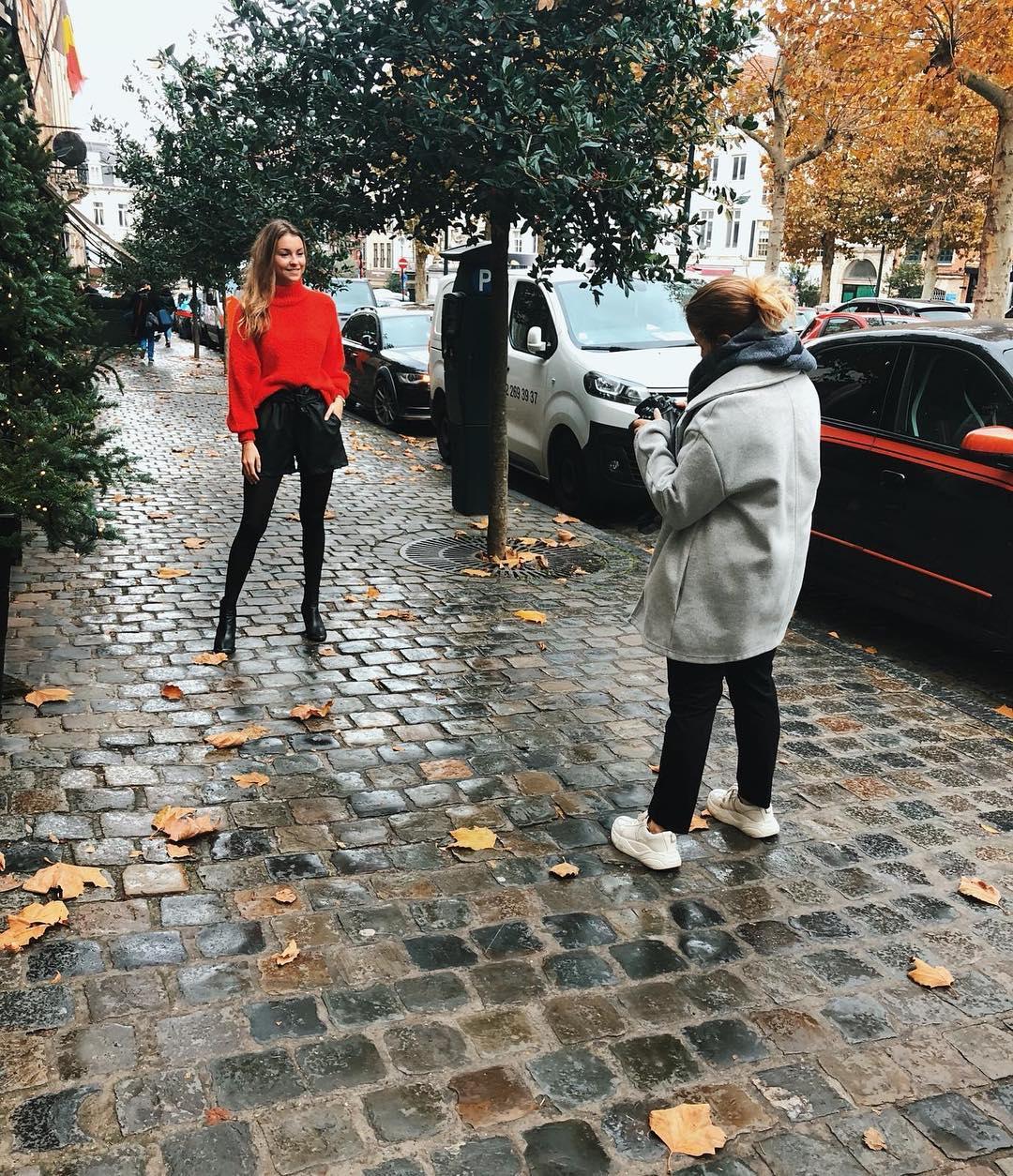 white indy jumper de Les Bourgeoises sur p.elle_photographie