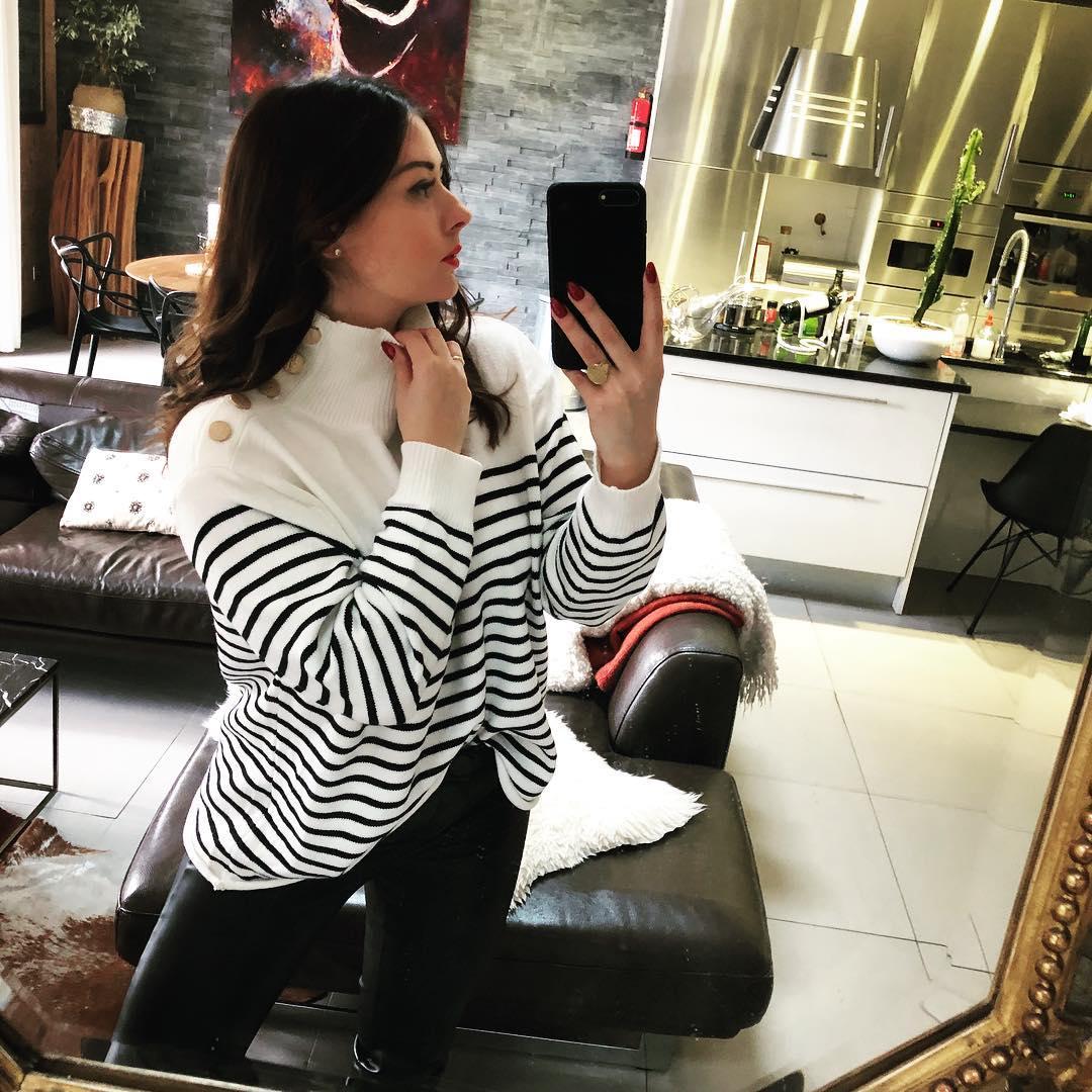 pull marinière will de Les Bourgeoises sur businesswomandiary