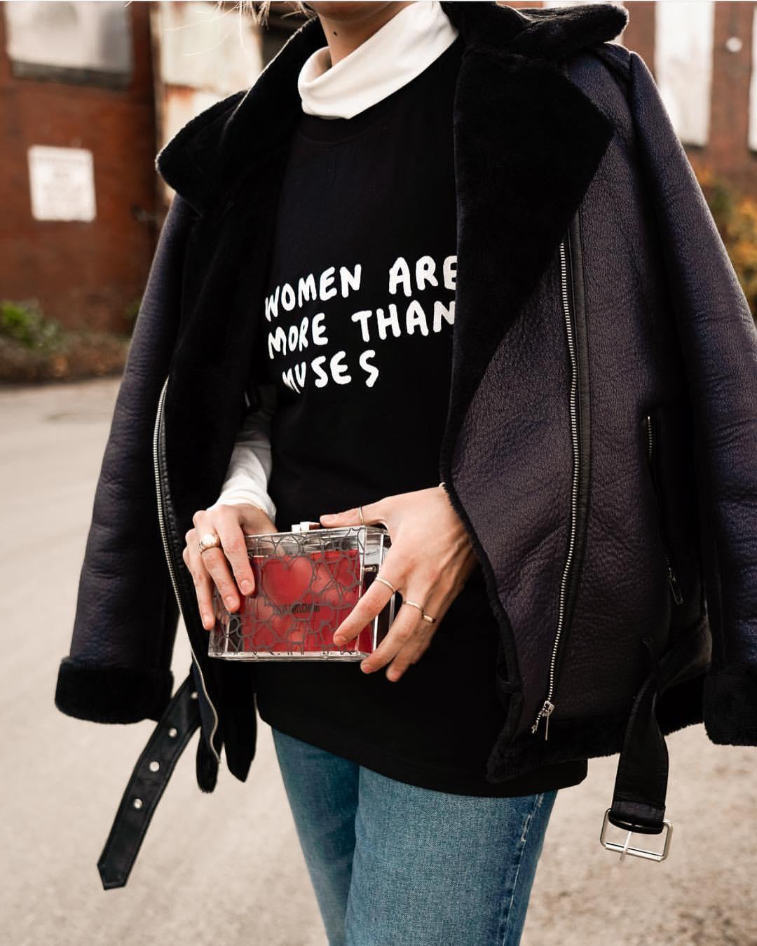 double-sided biker jacket de Zara sur zara_daily