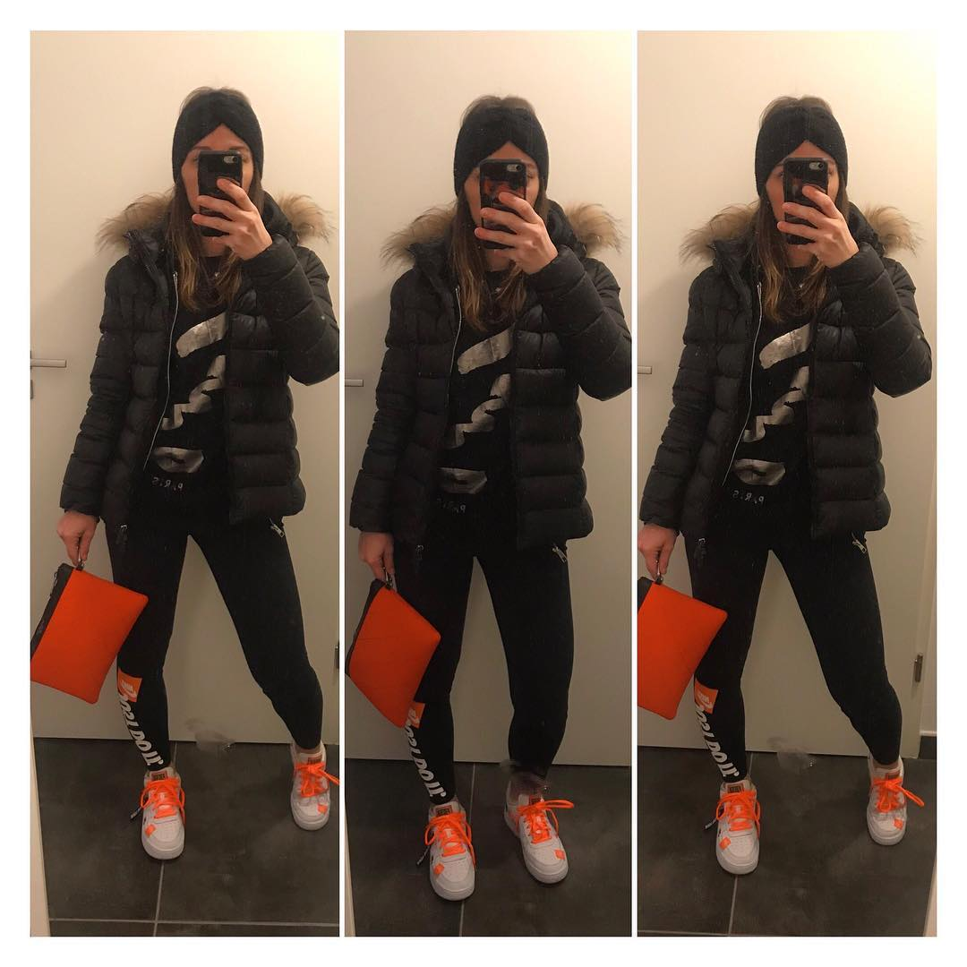 jott noire luxe de Les Bourgeoises sur justine_moda