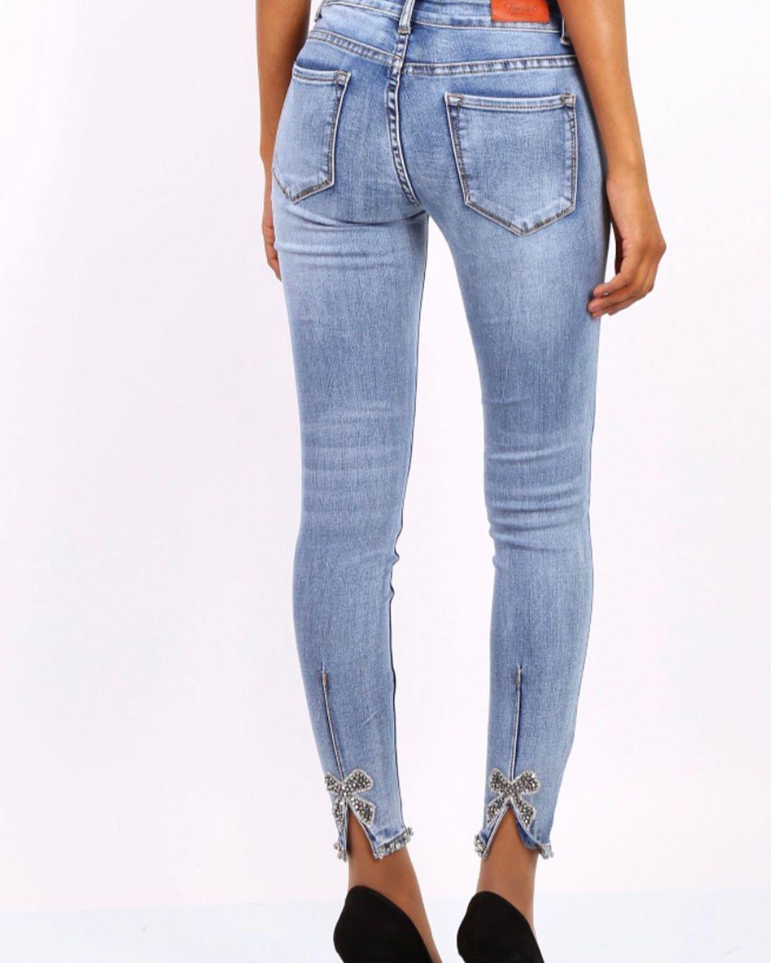 jeans toxik 3 de Les Bourgeoises sur laperlalaperla