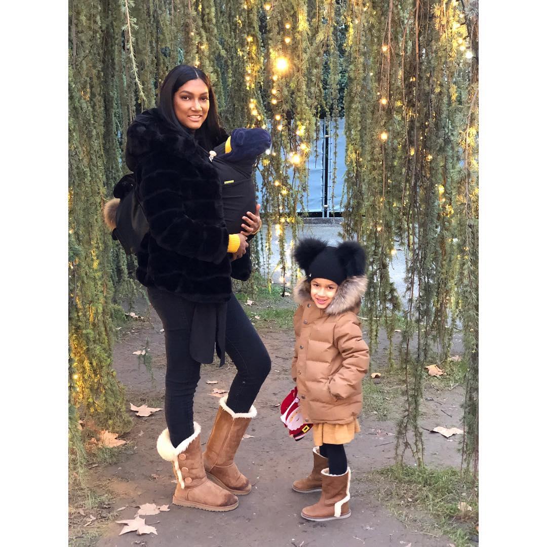 khaki doudou coat de Les Bourgeoises sur mum_familylife