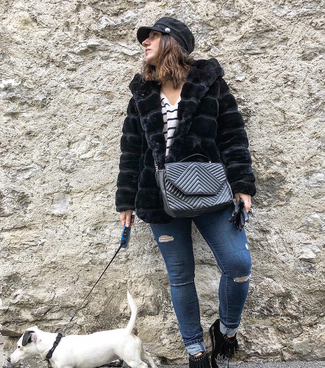 khaki doudou coat de Les Bourgeoises sur _madame_b_