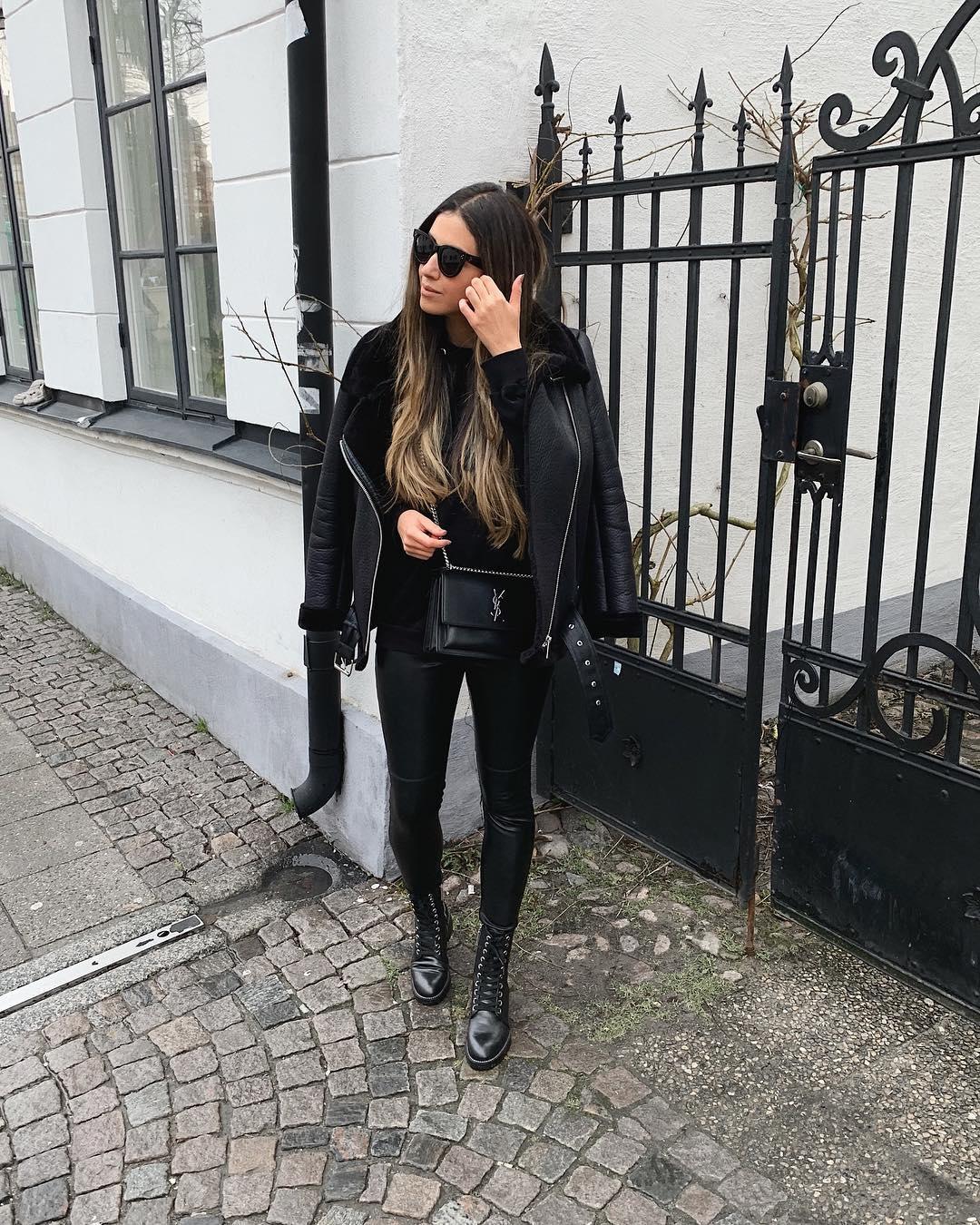 double-sided biker jacket de Zara sur mystylebook