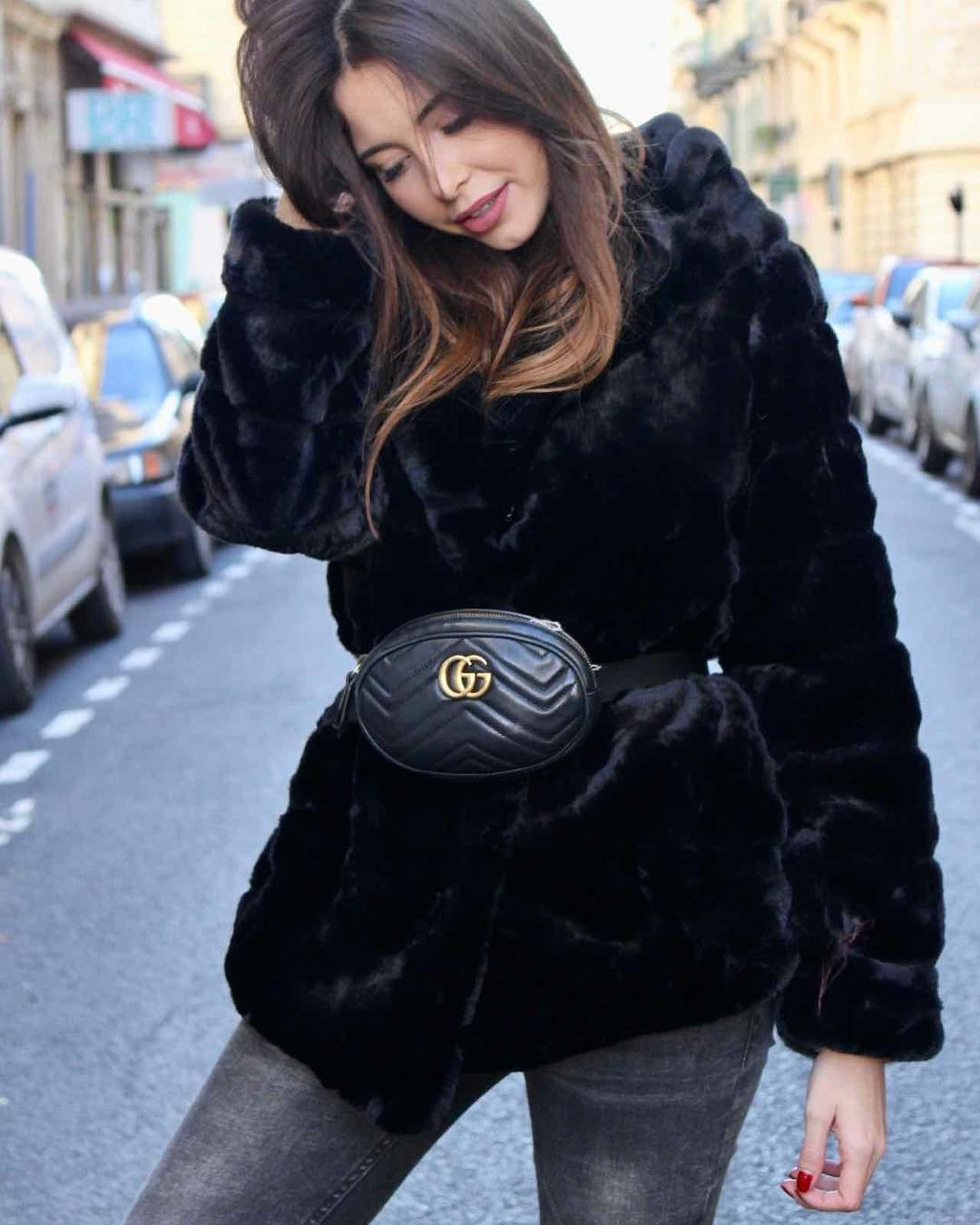 khaki doudou coat de Les Bourgeoises sur urbandressing