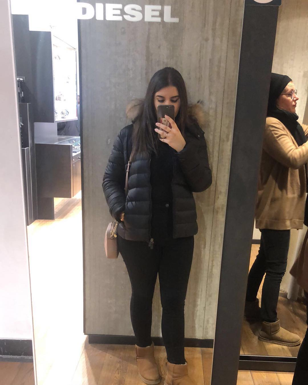 jott noire luxe de Les Bourgeoises sur sara_moussaouii