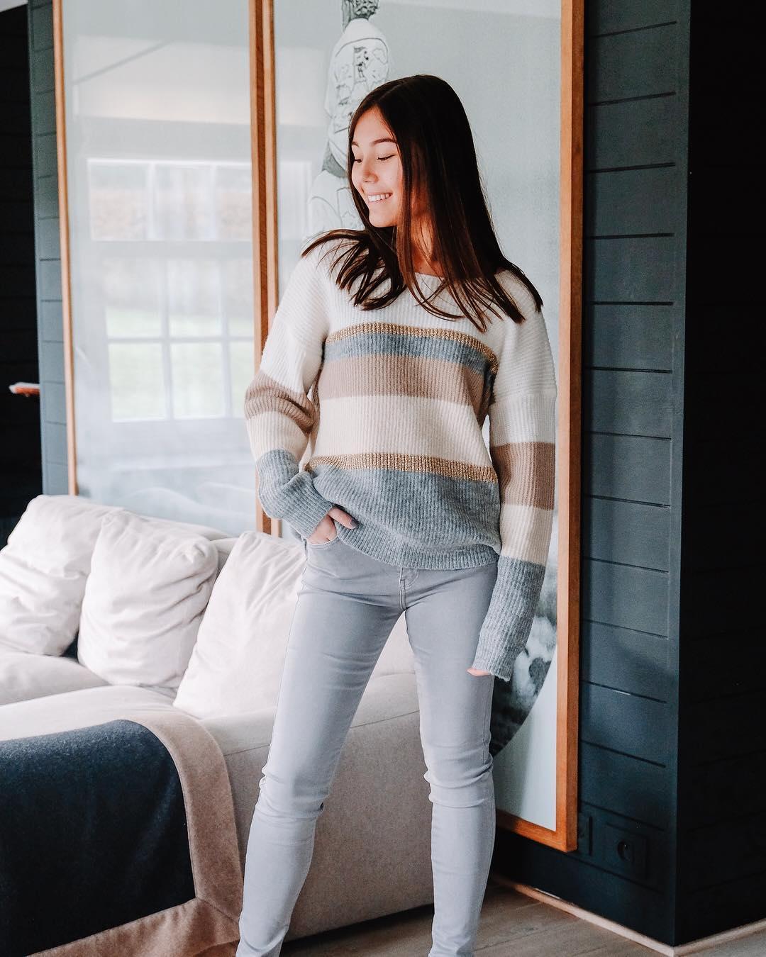 pantalon gris perlé de Les Bourgeoises sur lesbourgeoisesofficiel