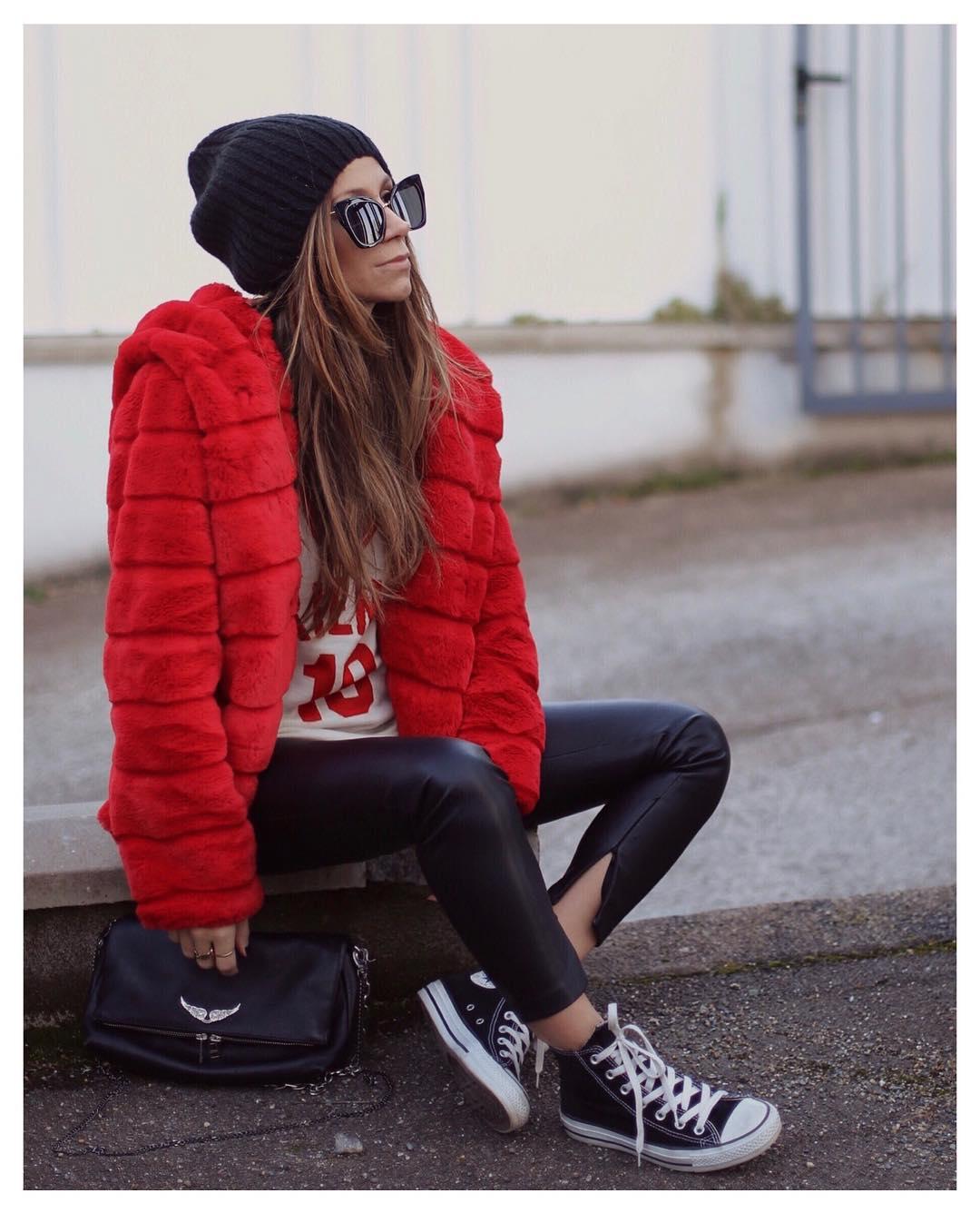 khaki doudou coat de Les Bourgeoises sur boho_addict