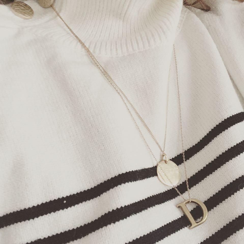 pull marinière will de Les Bourgeoises sur manubarani