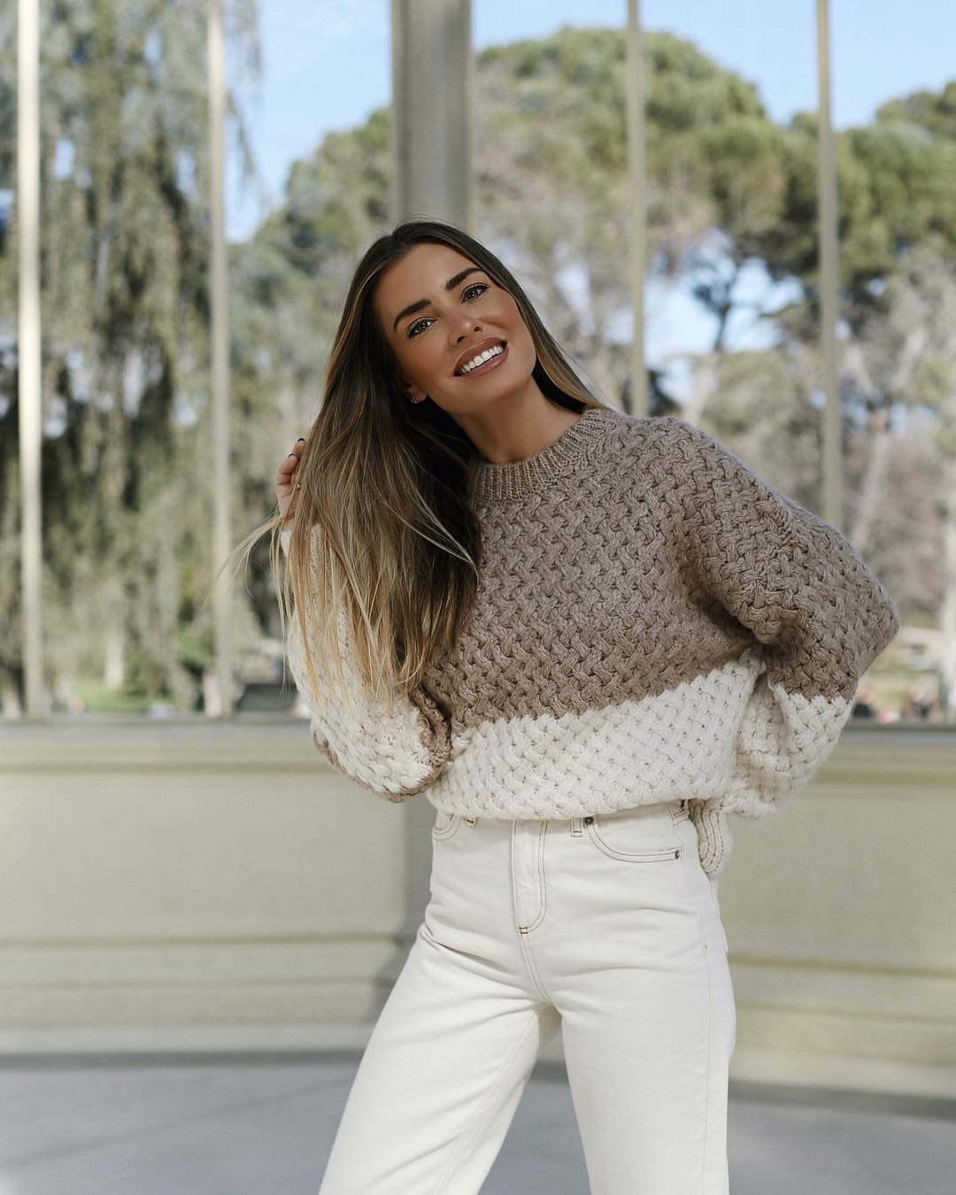 mom fit basic jeans de Pull and Bear sur martacarriedo