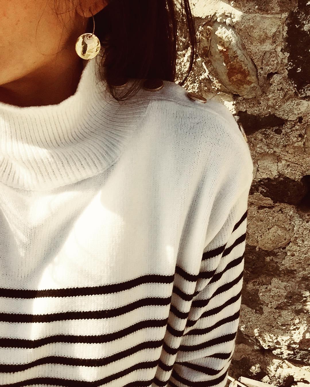 pull marinière will de Les Bourgeoises sur zeste_de_boheme