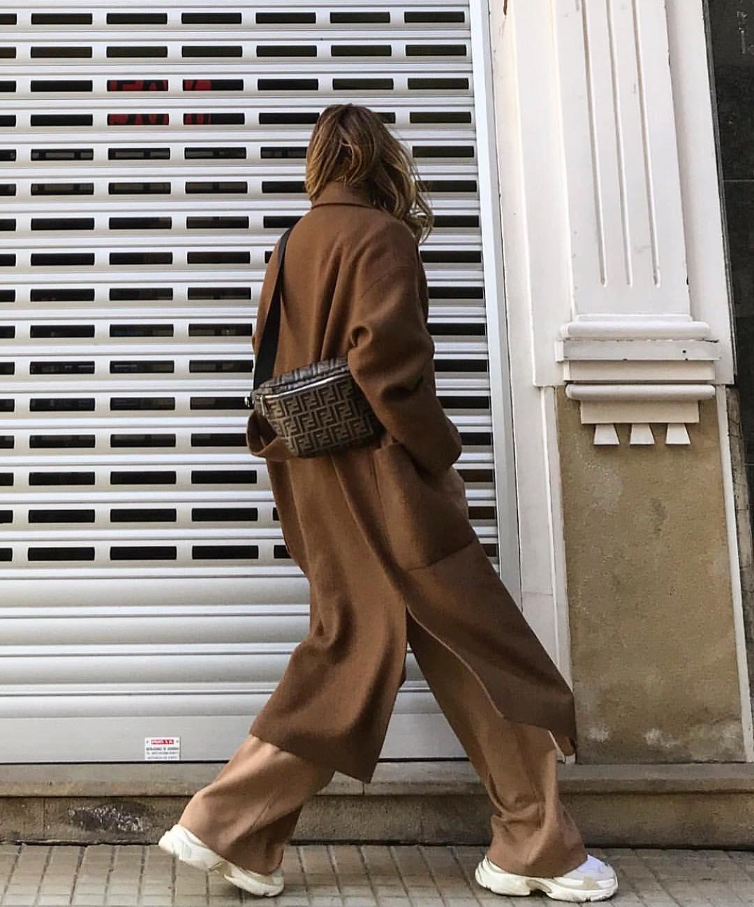 pantalon flare de Zara sur zara.mania