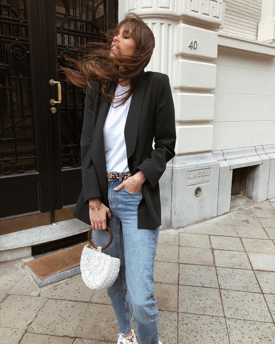 sac bandoulière ovale naturel à verroteries de Zara sur alisontoby