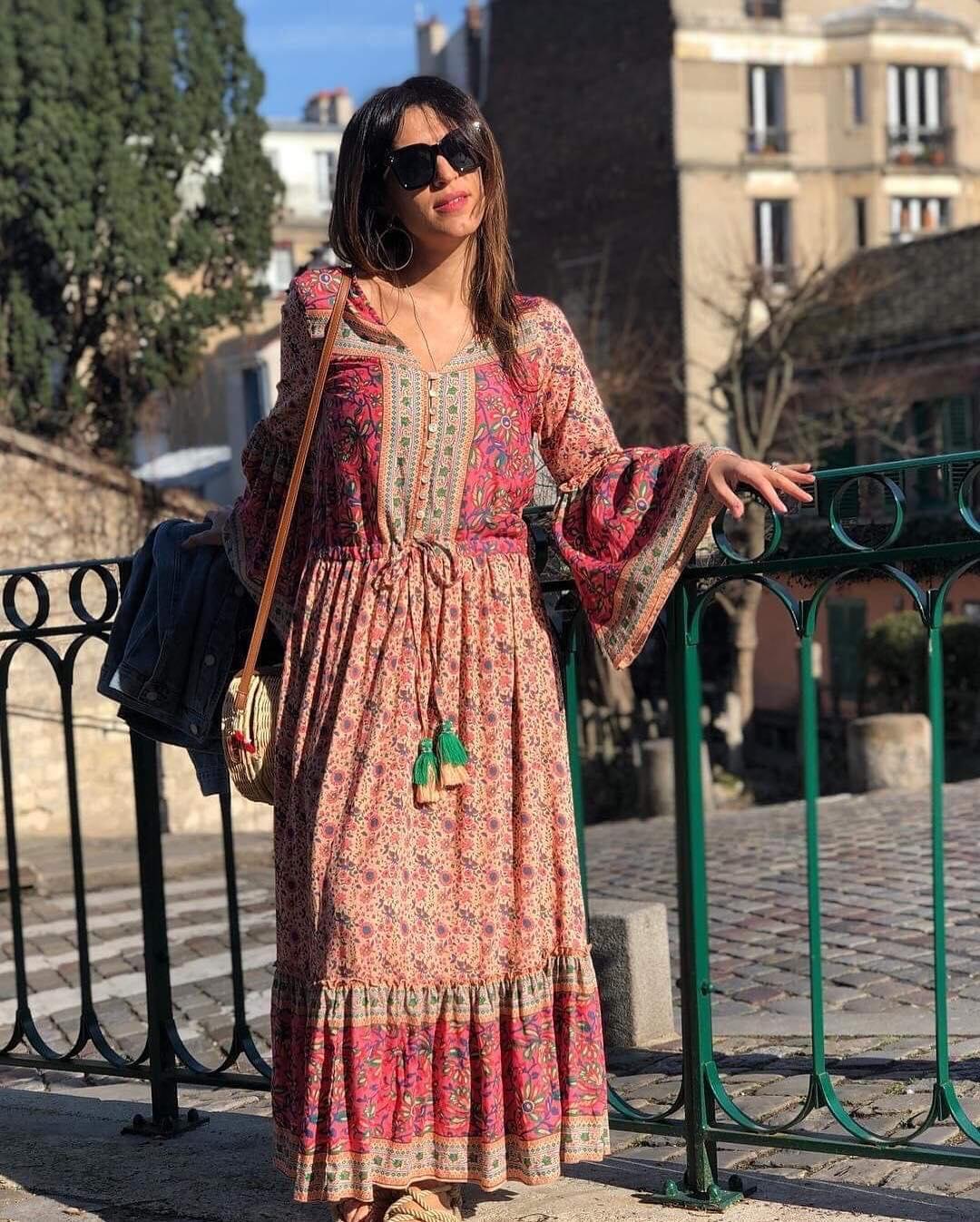 longue robe astra de Les Bourgeoises sur scanlesbourgeoises