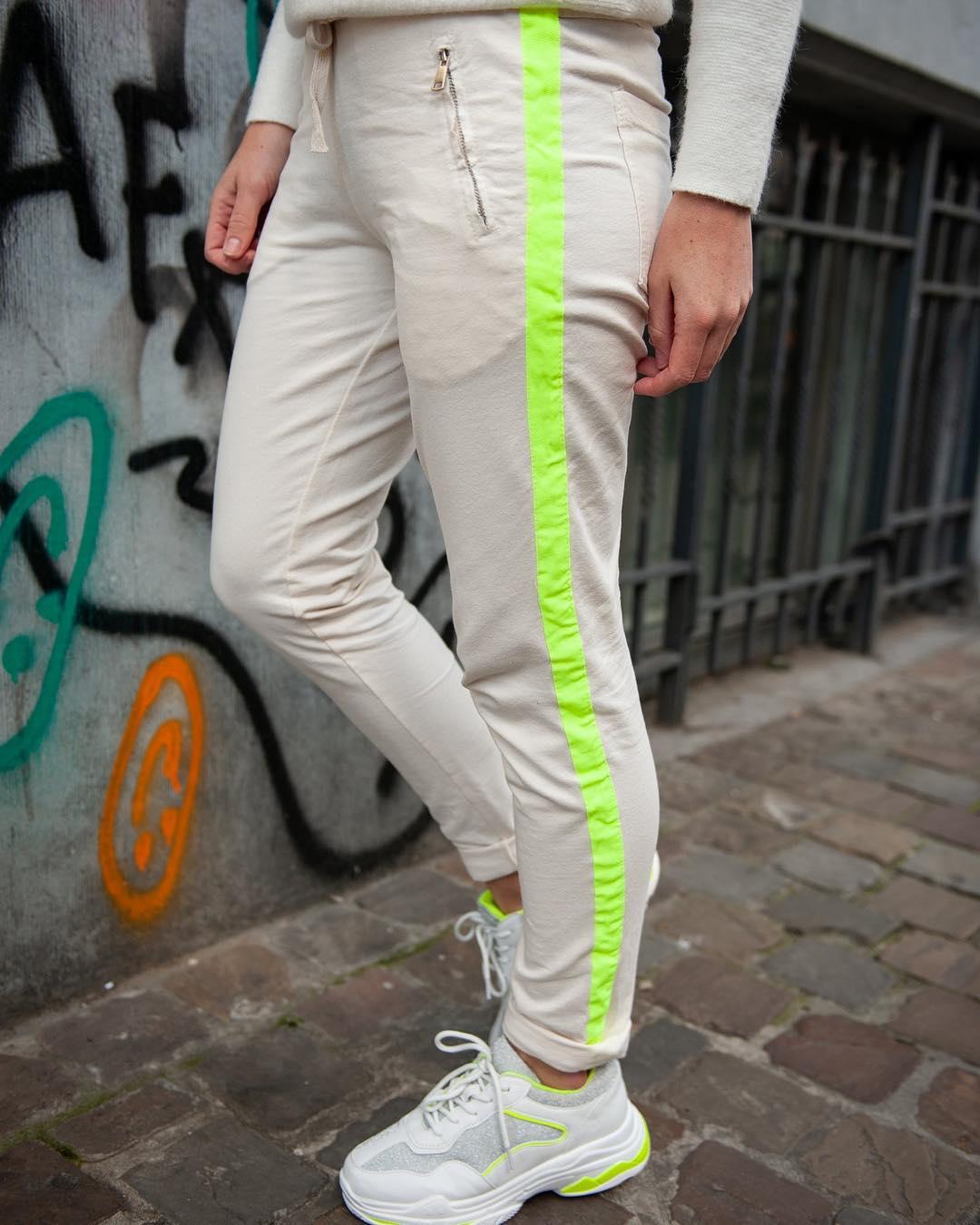 pantalon jogging lj de Les Bourgeoises sur scanlesbourgeoises