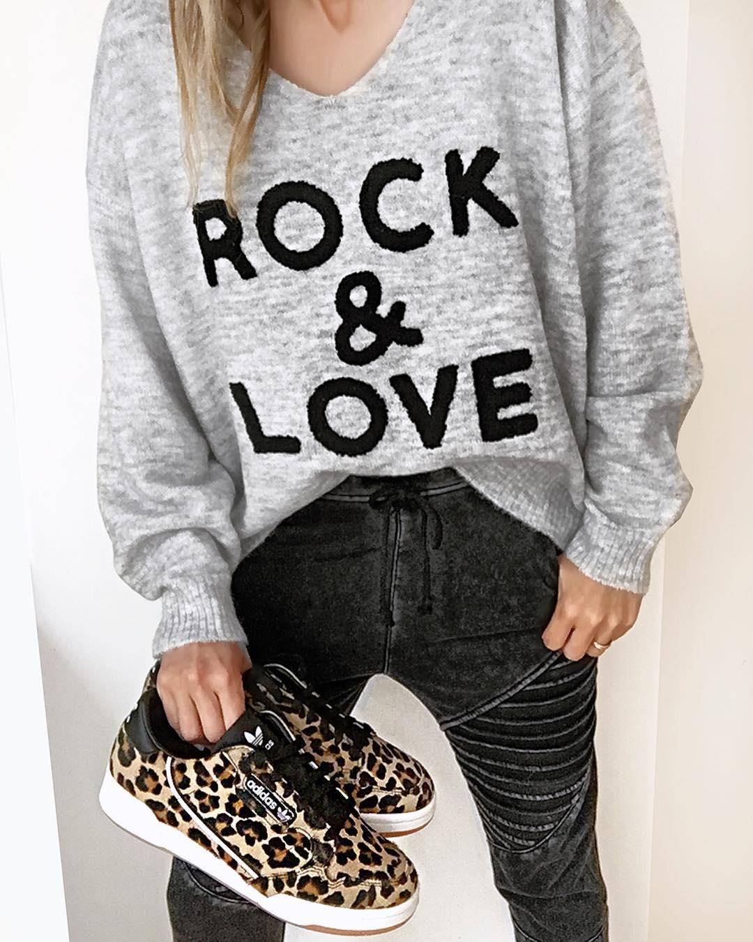 pull rock & love de Les Bourgeoises sur idee2look