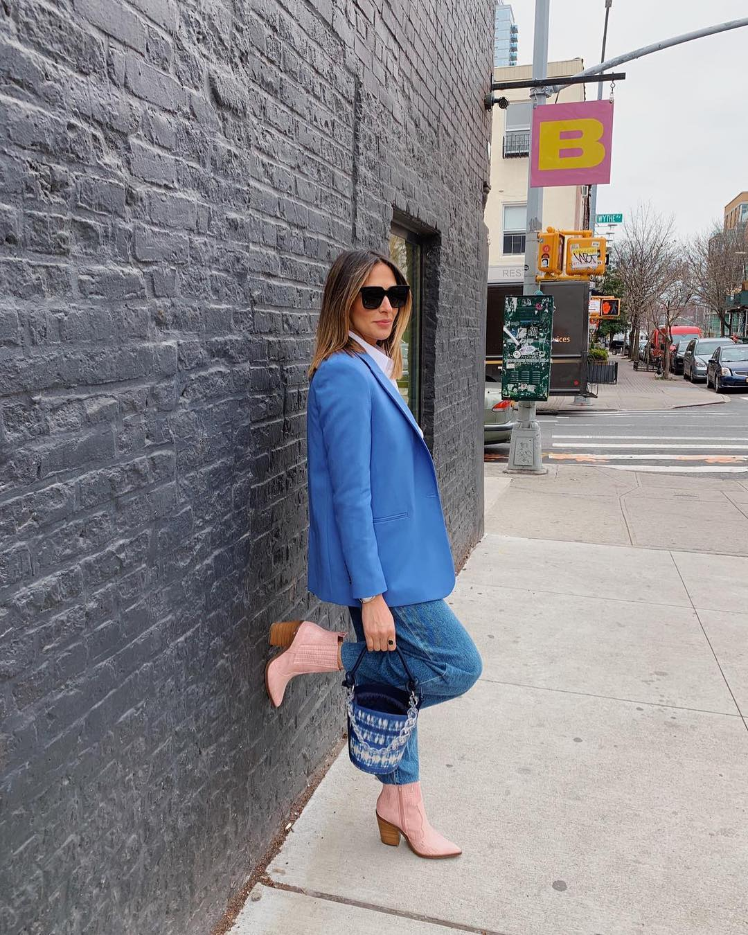 pocket jacket de Zara sur yasmine.zeroc
