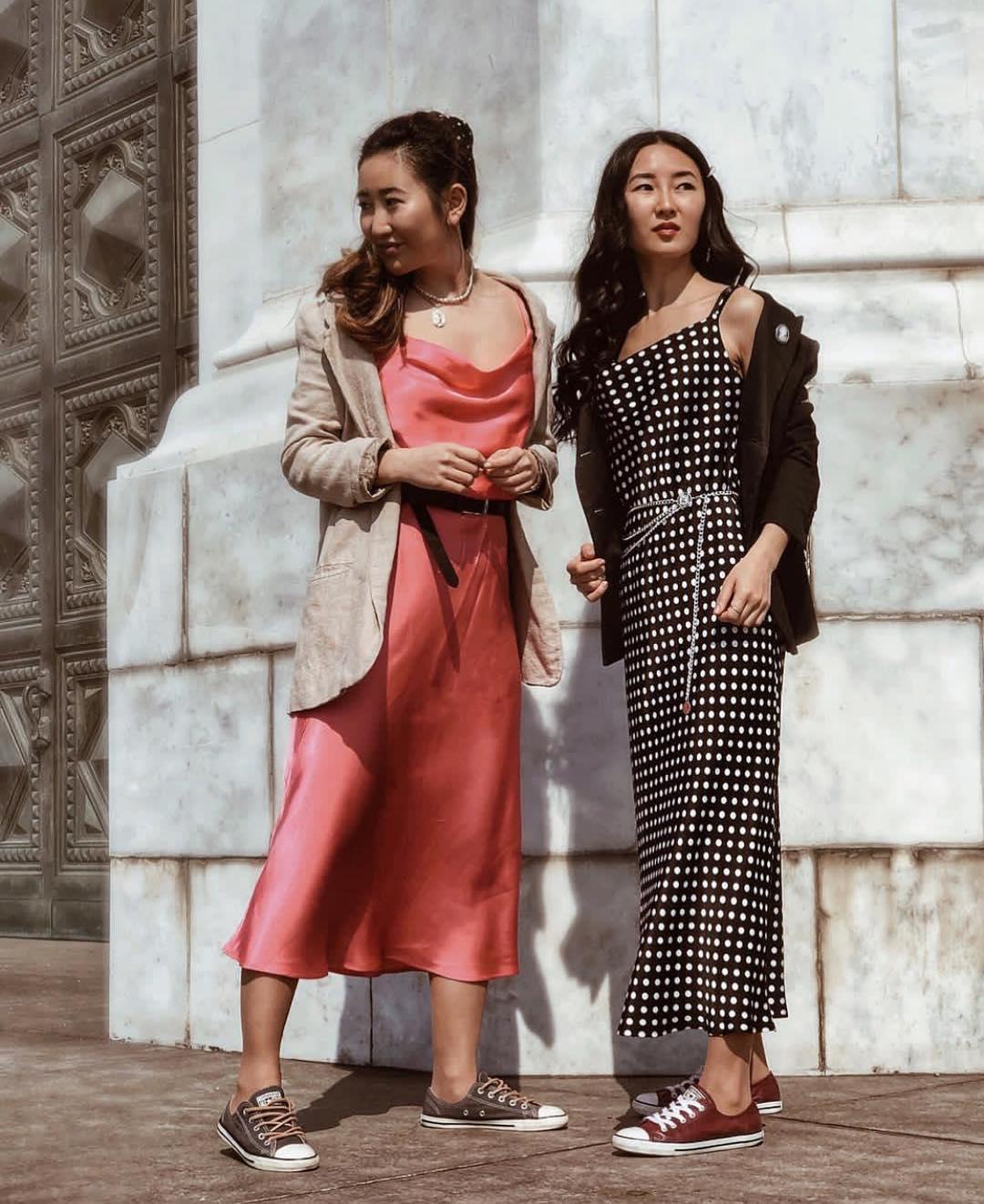 robe style lingerie de Zara sur zara.mania