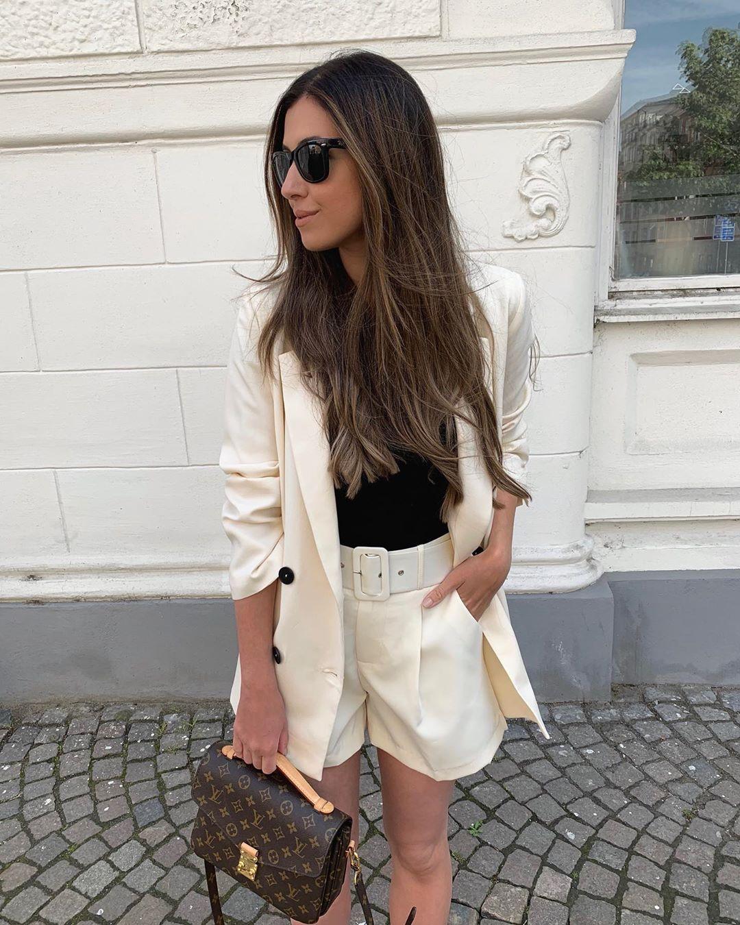 double-breasted jacket de Zara sur mystylebook