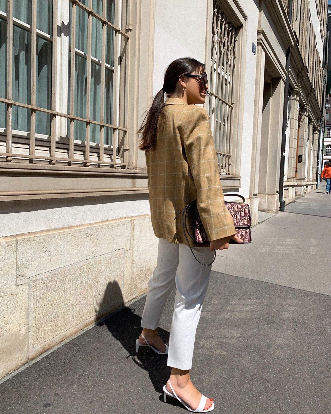 leather sandals with heels and animal print de zara sur entre_dois