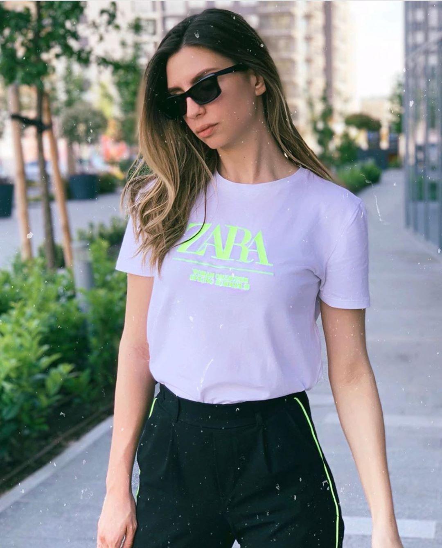 pantalon de jogging à bandes latérales de Zara sur zara.mania