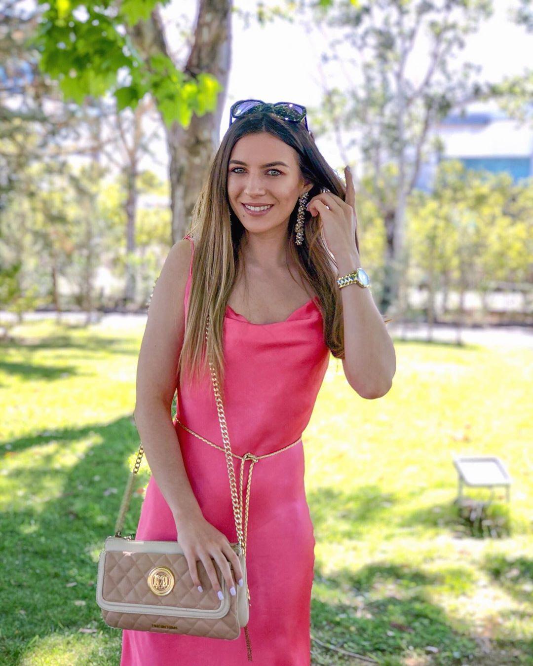 dress style lingerie de Zara sur gkouvini