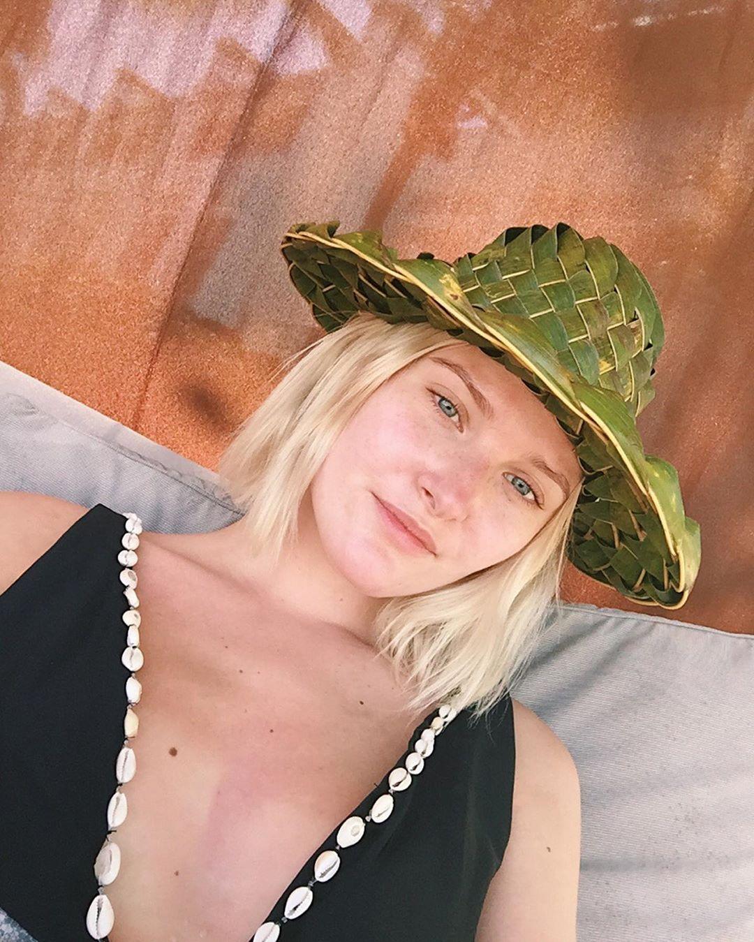 seashell trikini de Zara sur charlottegodfrey