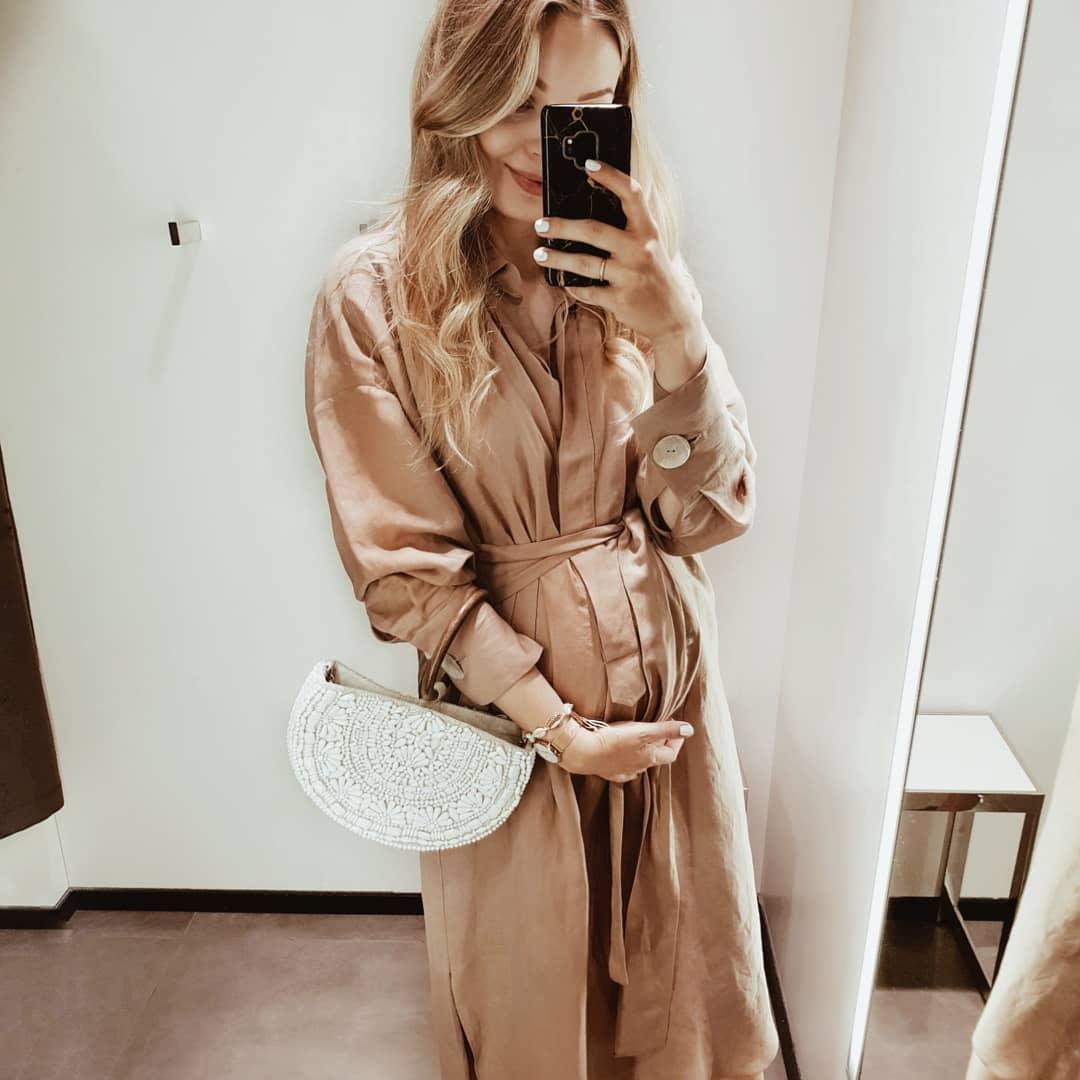 natural oval shoulder bag with glassware de Zara sur lunas_place