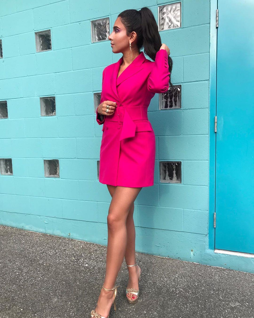 veste à ceinture de Zara sur moodsbygoly