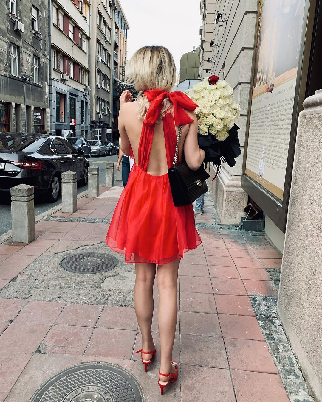 leather high heels and straps back with clasp de Zara sur princess_holly__