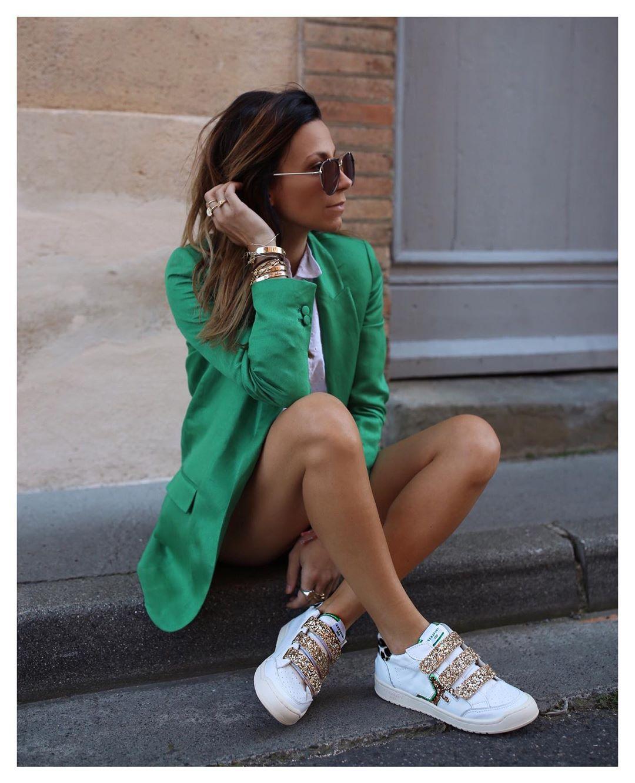 veste avec poches à rabat de Zara sur boho_addict