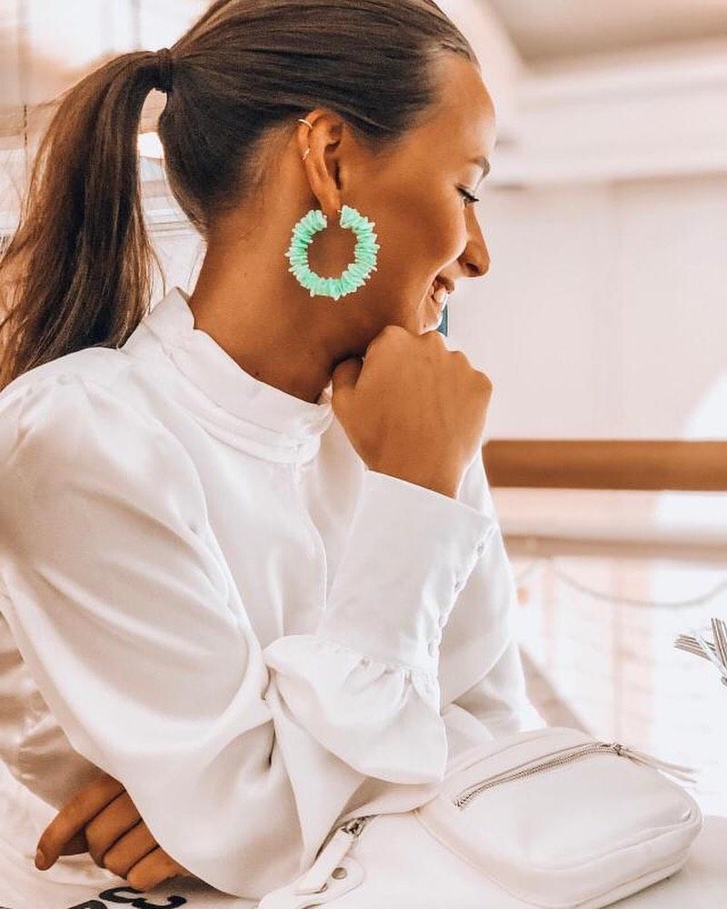 créoles unies de Zara sur sachabaleriaux