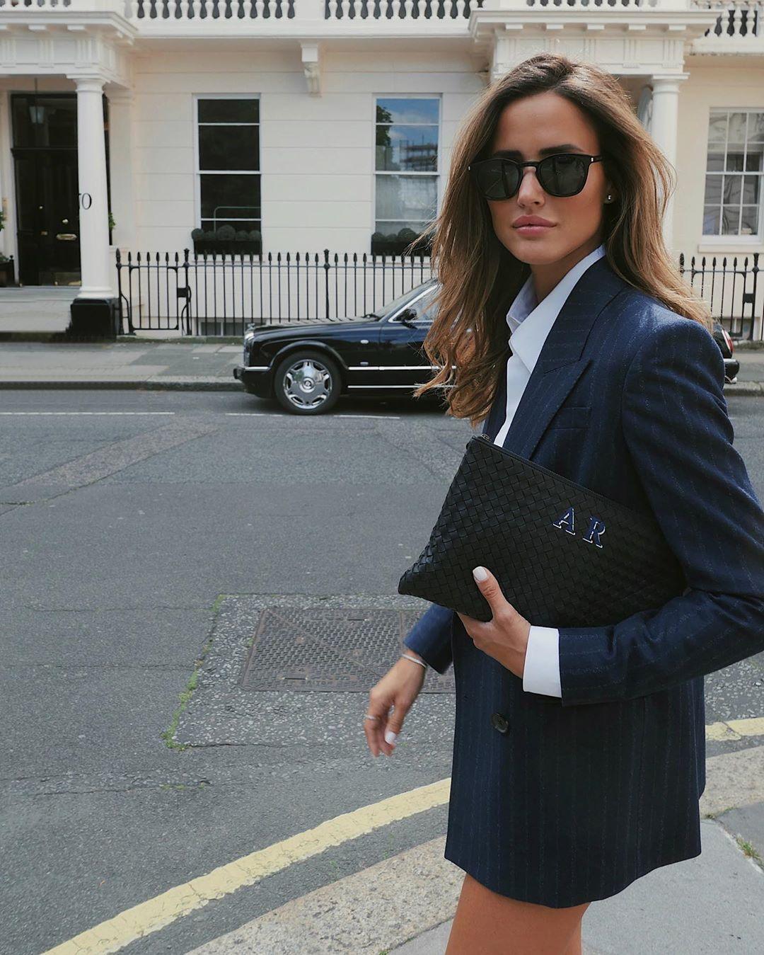 suit jacket 100% merino wool stripes tennis slim fit de Massimo Dutti sur ariviere sur SCANDALOOK