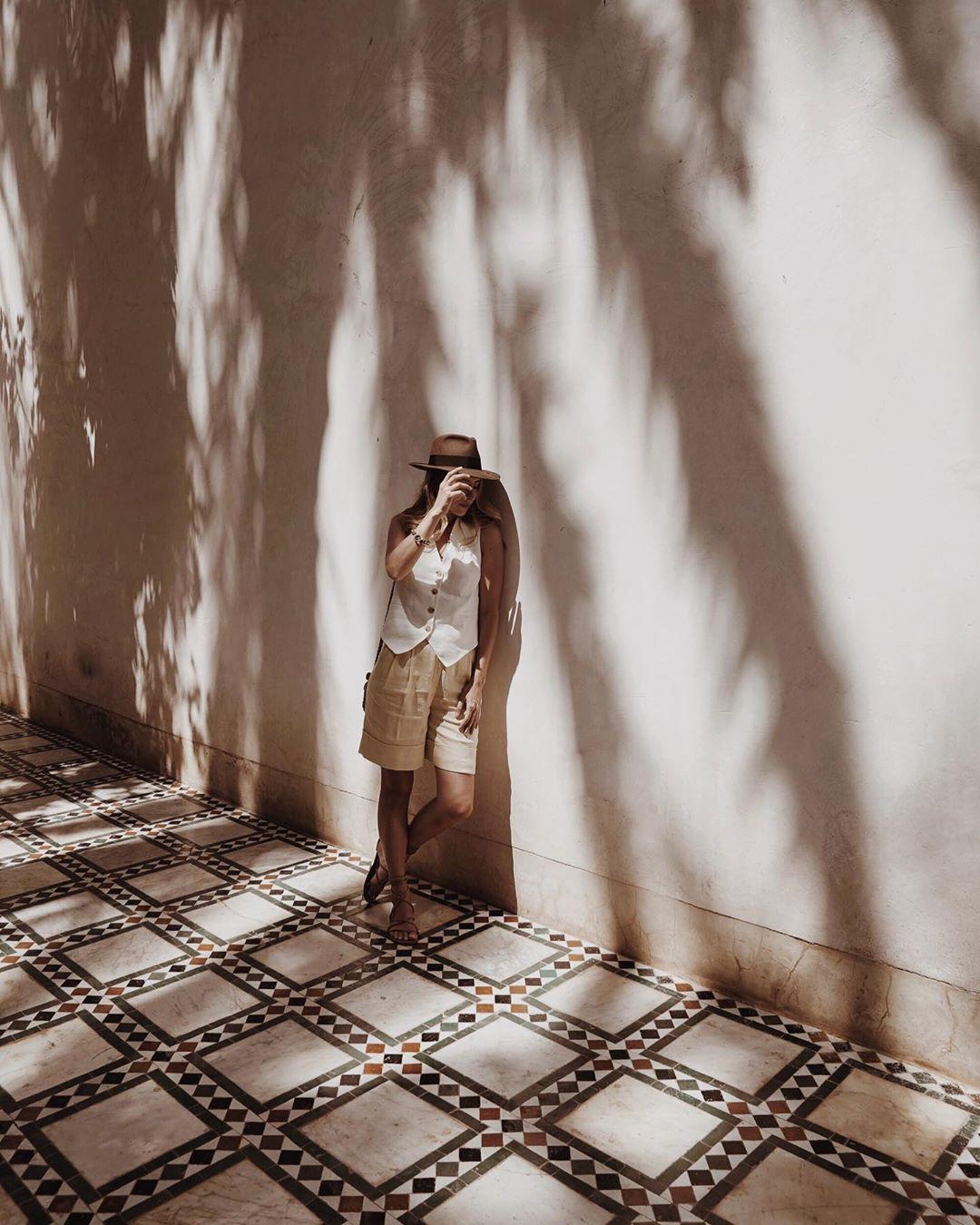 plain linen cardigan de Massimo Dutti sur lauraeileen