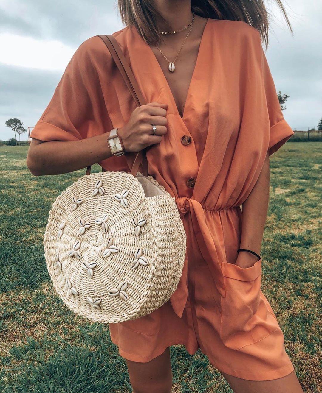 pocket jumpsuit de Zara sur zaraaddiction