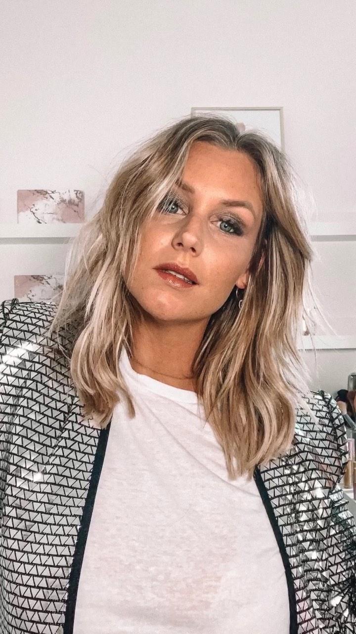 shiny jacket de Zara sur aurelievandaelen