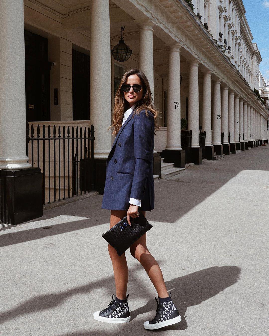 suit jacket 100% merino wool stripes tennis slim fit de massimo dutti sur ariviere