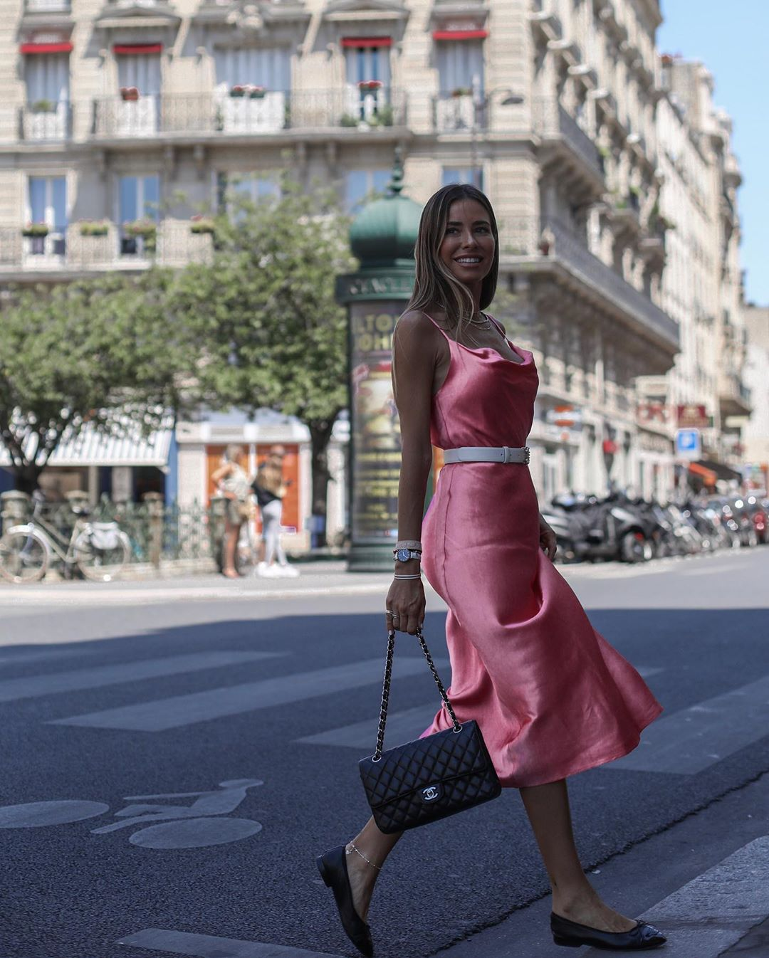 dress style lingerie de Zara sur martacarriedo