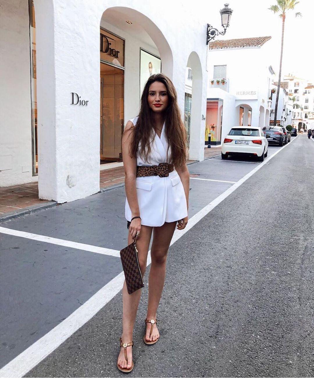 robe veste à ceinture de Zara sur zara.outfits