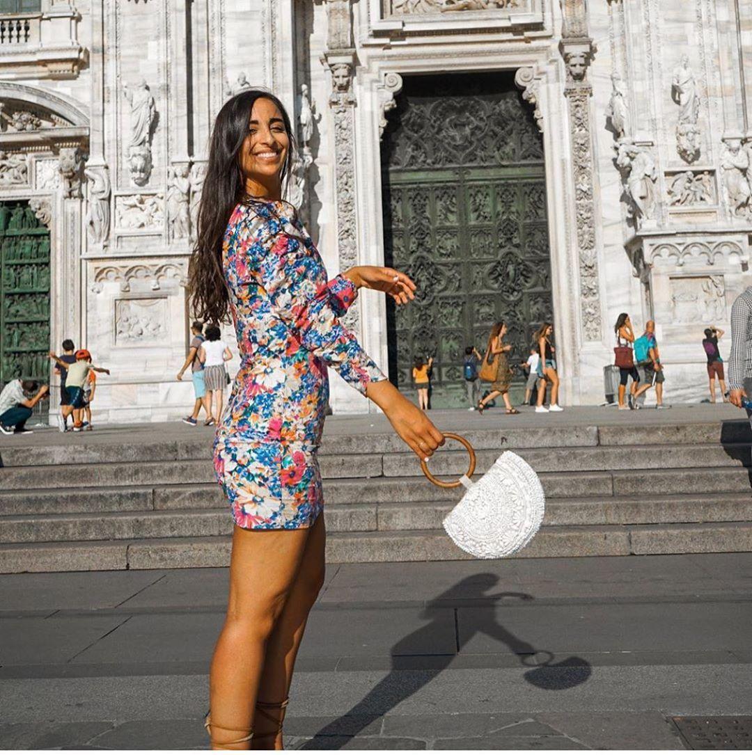 sac bandoulière ovale naturel à verroteries de Zara sur zara.outfits