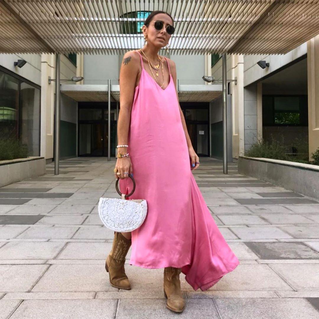 dress style lingerie asymmetric de Zara sur fashion_viadi