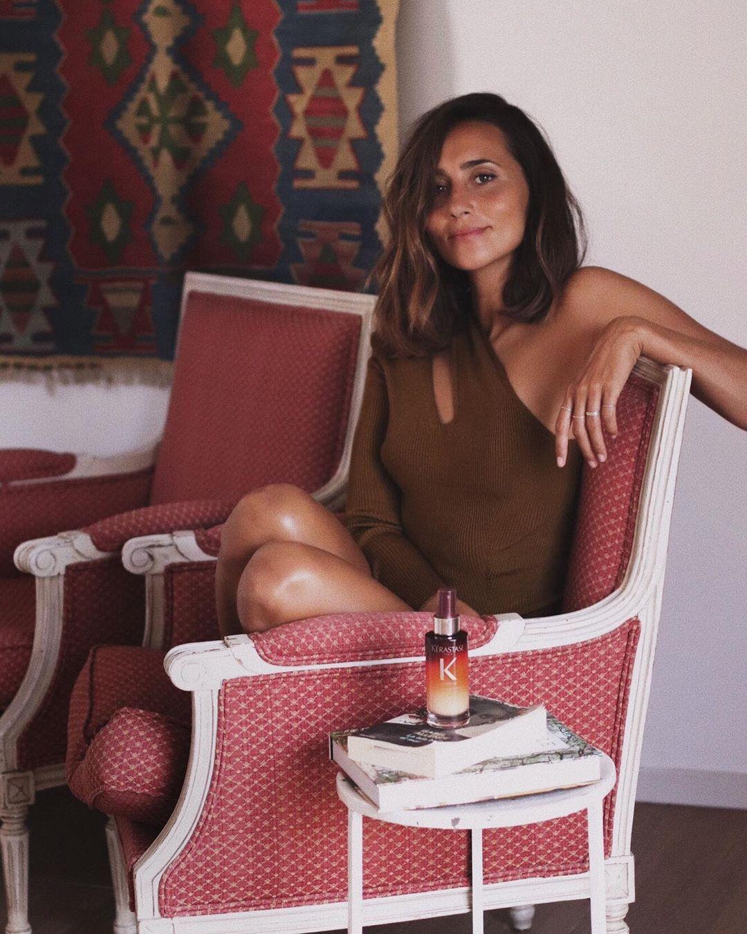 openwork dress de Zara sur coohuco