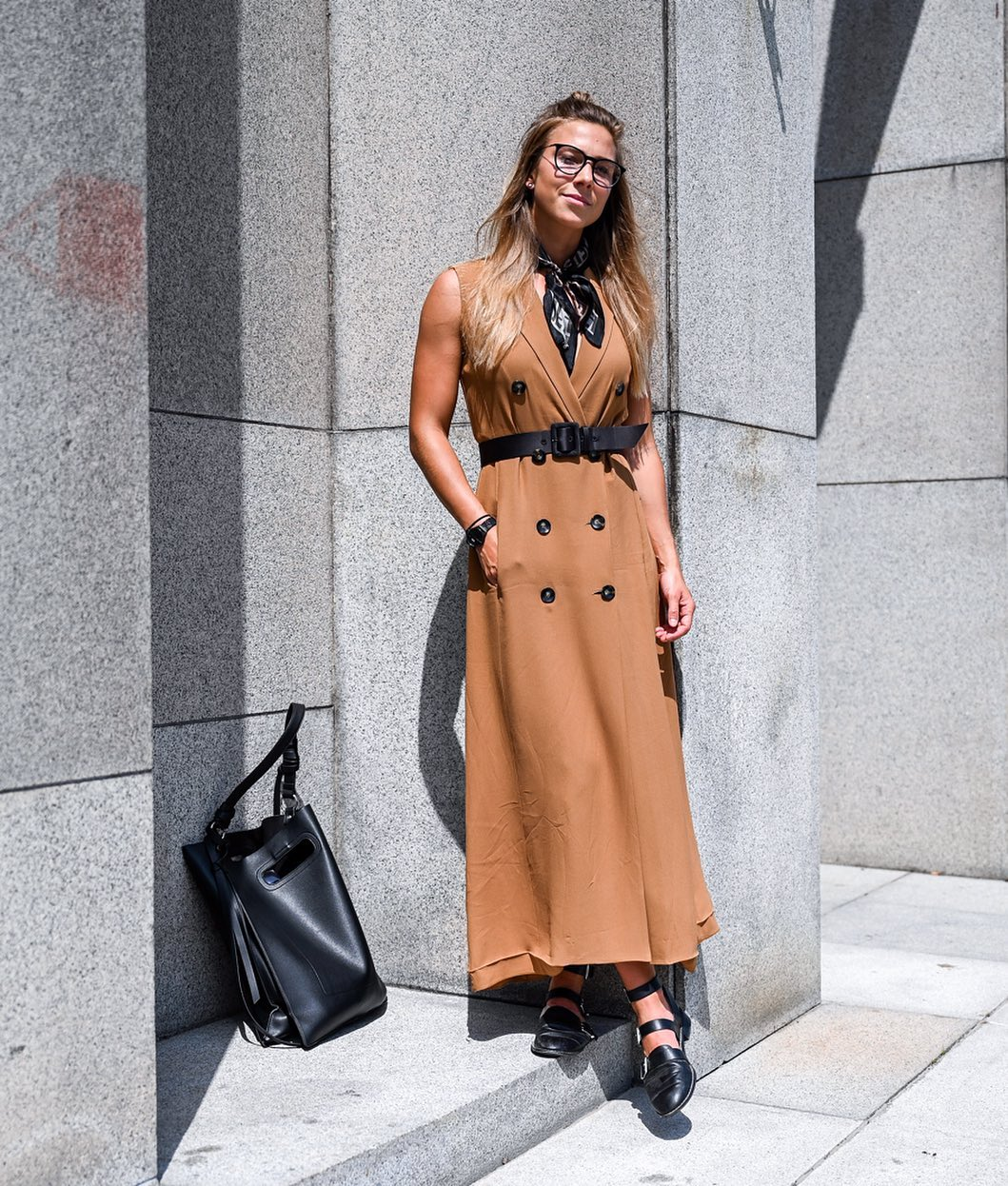 limited edition wrap dress de Massimo Dutti sur timetofit