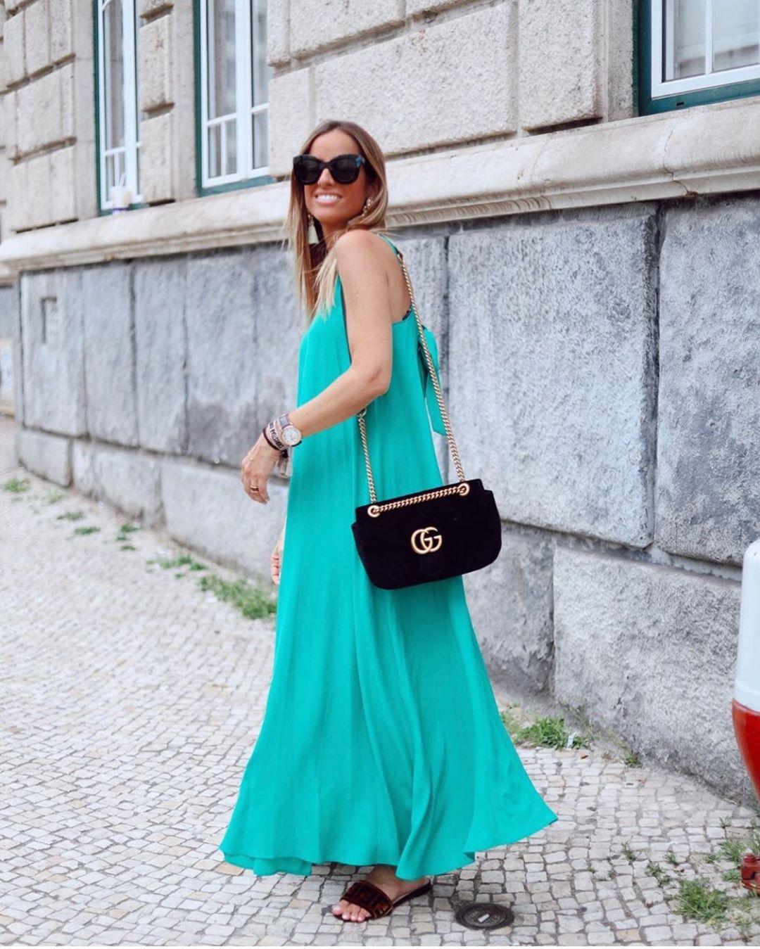 robe à nœud de Zara sur zara.outfits