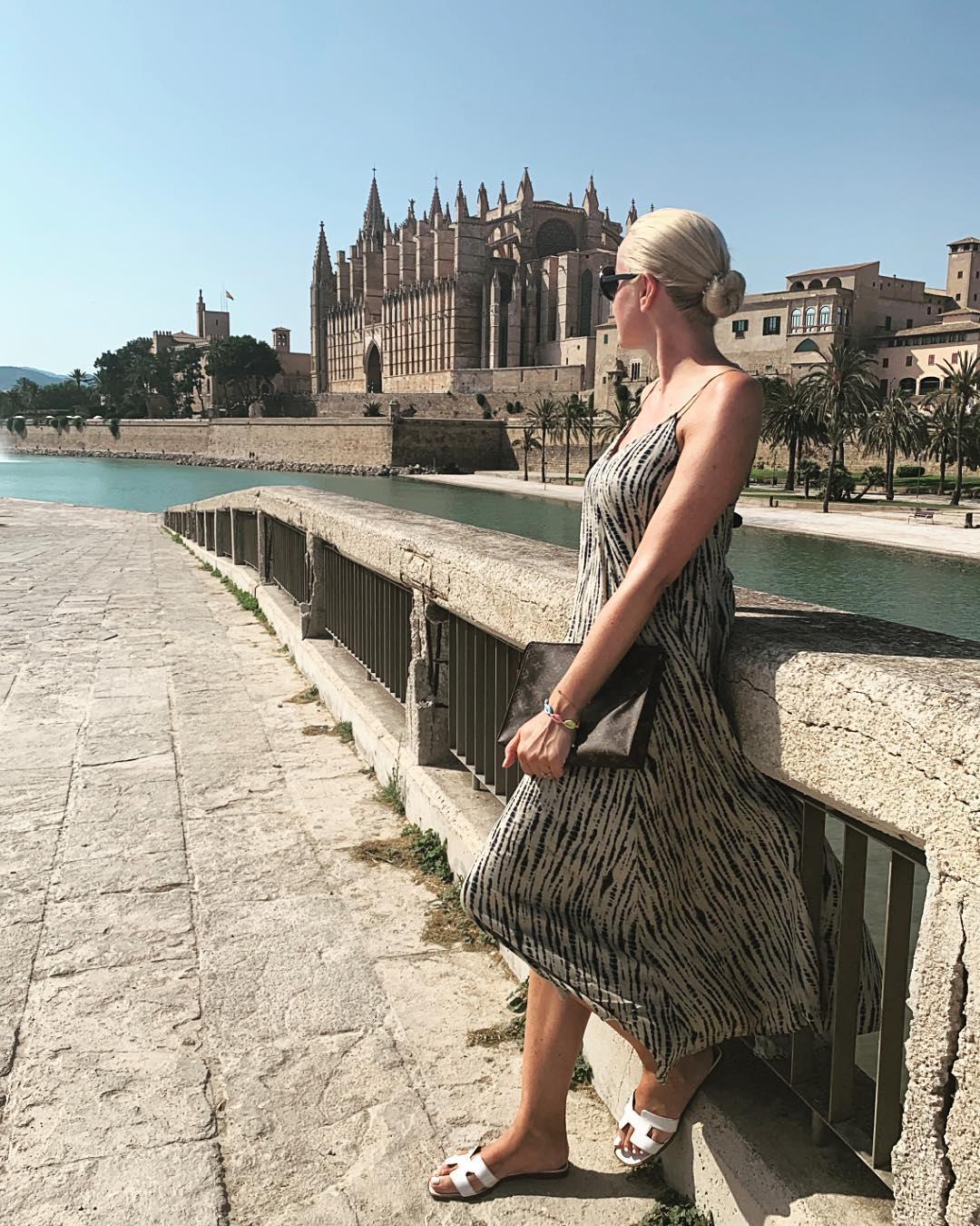 tie & dye dress de Zara sur its.me.romy
