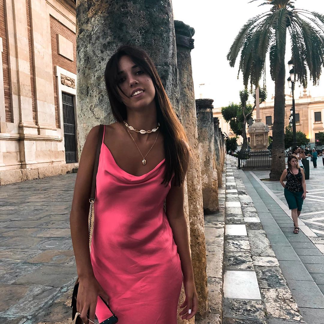 dress style lingerie de Zara sur saraferviana